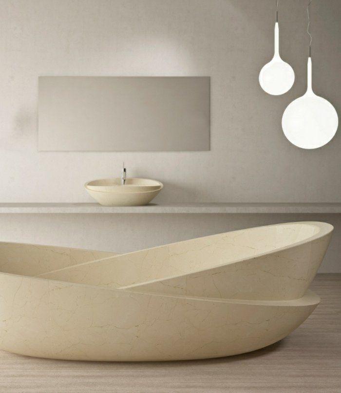 1-jolie-salle-de-bain-taupe-avec-une-jolie-baignoire-beige-pour ...