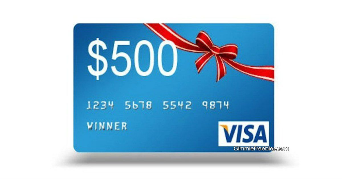 Winner card sweepstakes