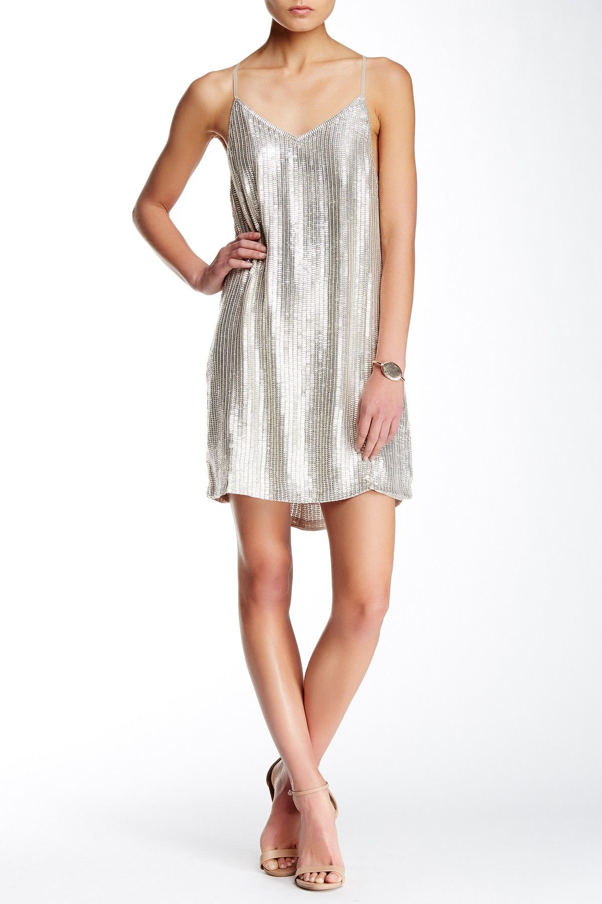 30a7dc7005a MLV - Noelle Metallic Sequin Dress at Nordstrom Rack. Free Shipping on  orders over  100.