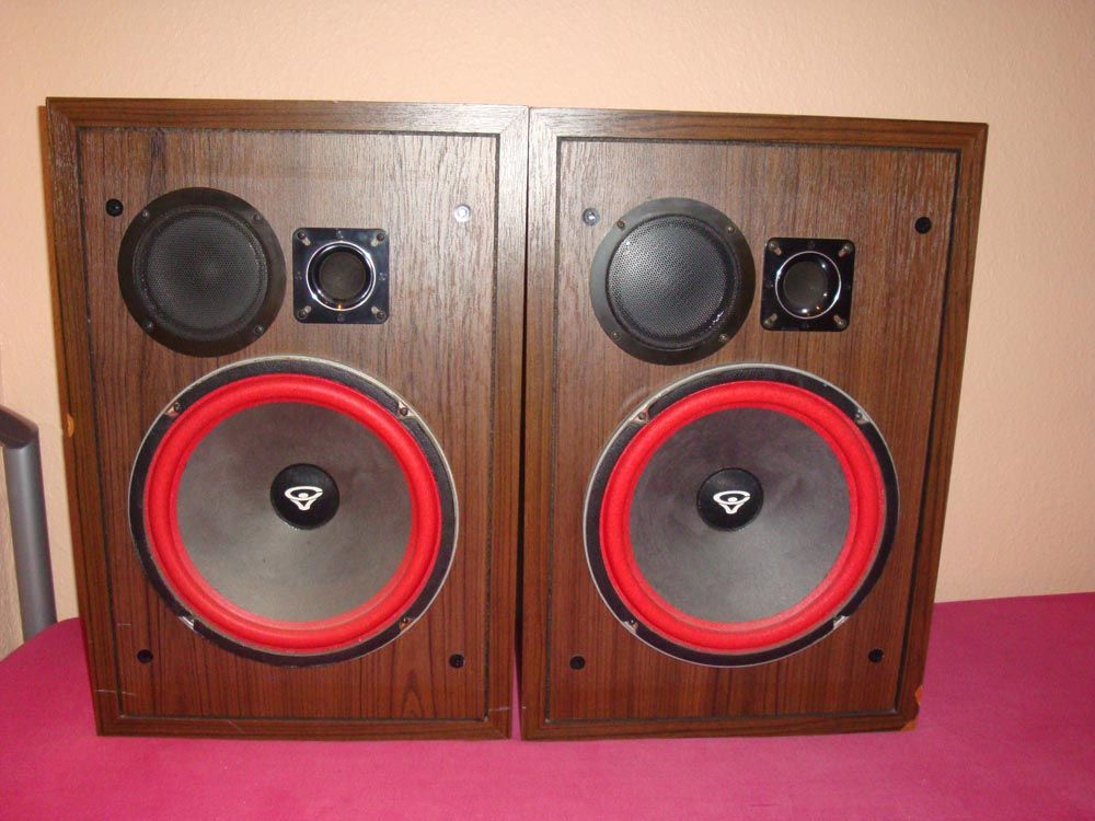 Cerwin Vega D5-e - Party on dude :) | HiFi I used to own :)