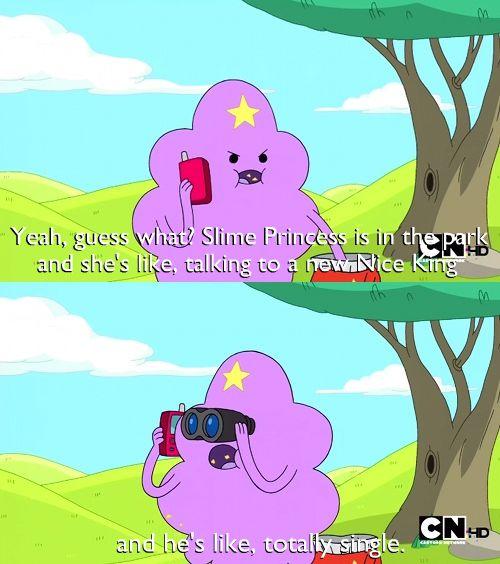 Adventure Time LSP is my spirit animal