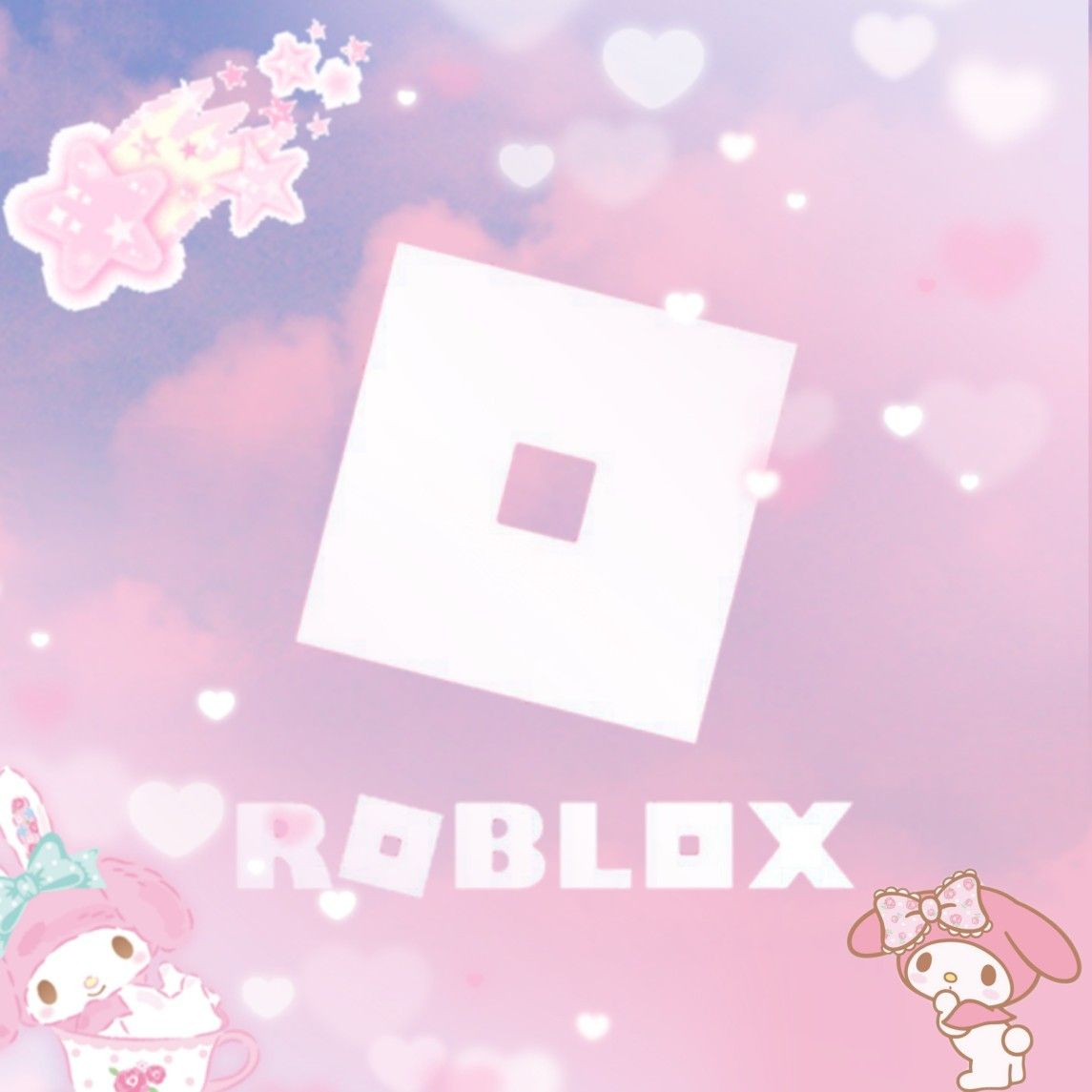 Roblox Pink Melody Iphone Photo App Cute App Pretty Wallpaper Iphone