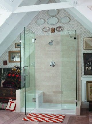 eclectic bathroom bathroom interior