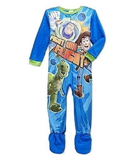 Batman Boy/'s Size 3T Fleece Hooded Footless Pajama Sleeper
