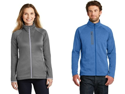 The North Face Canyon Flats Fleece Jacket from NYFifth