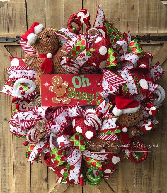 December 2018 Trendy Tree Customer Wreaths & Centerpieces - Whimsical wreaths, Christmas wreaths, Christmas door wreaths, Easter mesh wreaths, Christmas decorations, Door wreaths - Showcasing some wreaths, swags, door hangers, and centerpieces created by talented designers on the Trendy Tree Custom Wreath Designer List  Most all