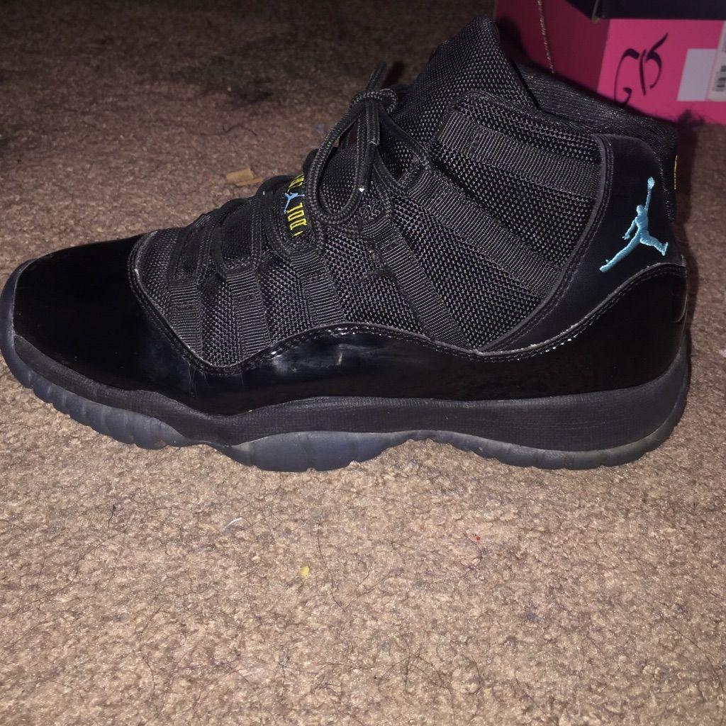 wholesale dealer 949d0 4c2fd Jordan Shoes | Jordan Gamma Blue 11s | Color: Blue | Size ...