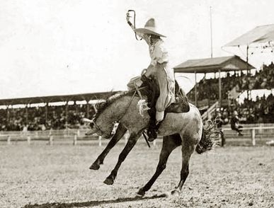 Cowgirl Up! A History of Rodeo Women