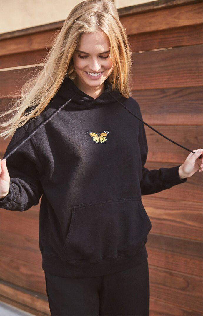 John Galt Butterfly Hoodie | PacSun