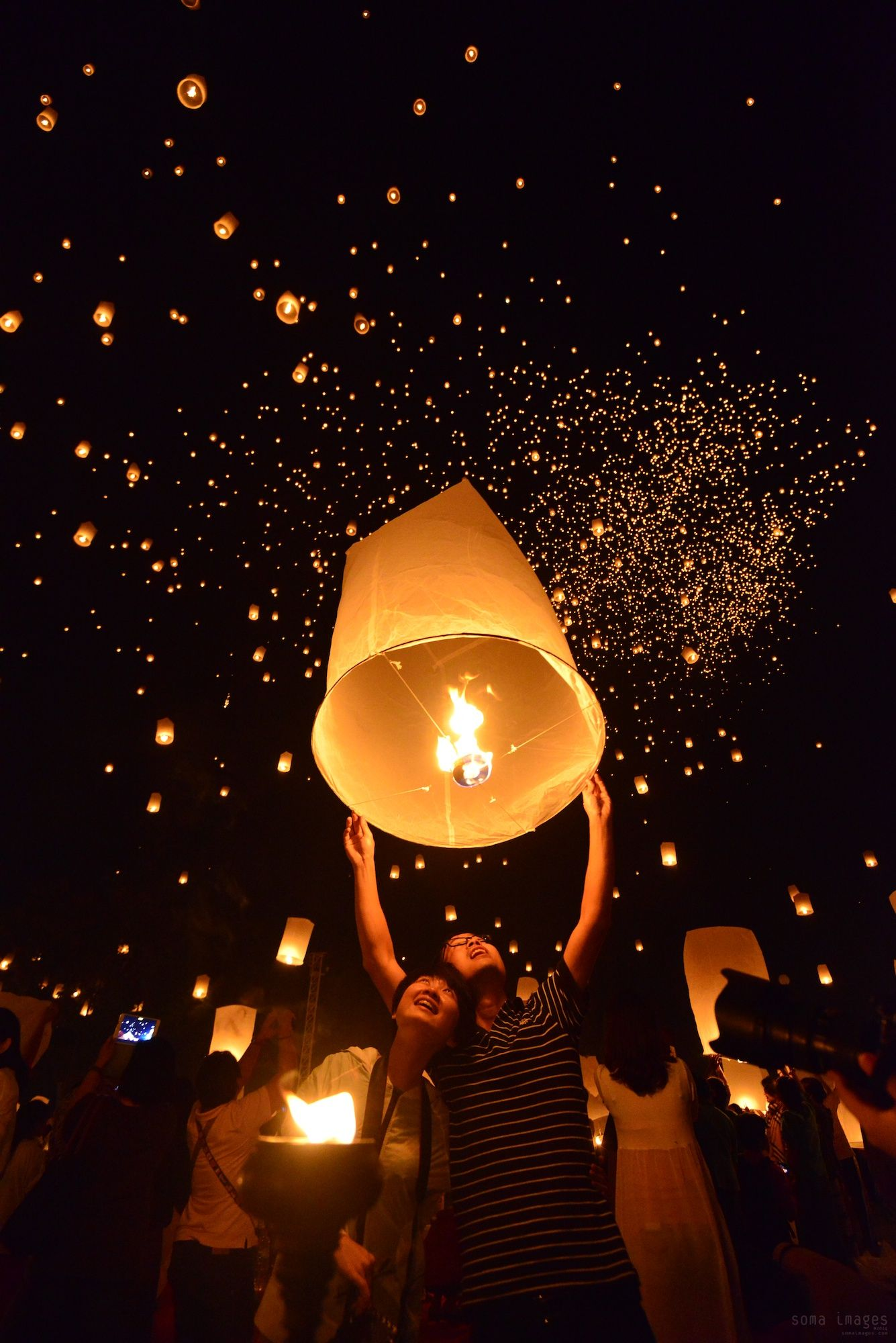 Sky Lanterns Search Romantic Couples Searching Couples