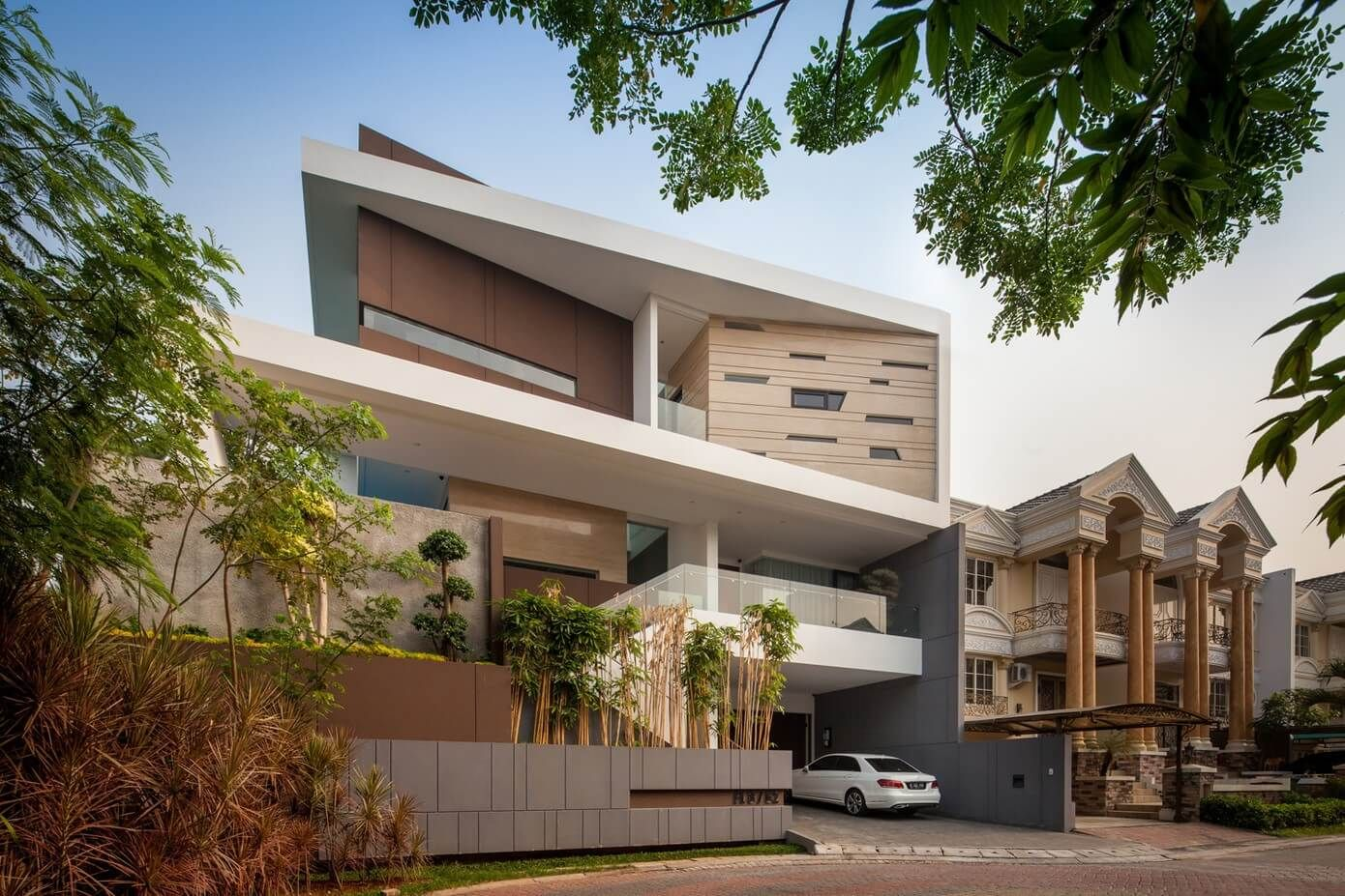 House in Jakarta by DPHS Architects