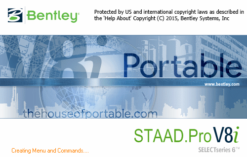 FREE Download latest STAAD Pro Portable: NO installation and