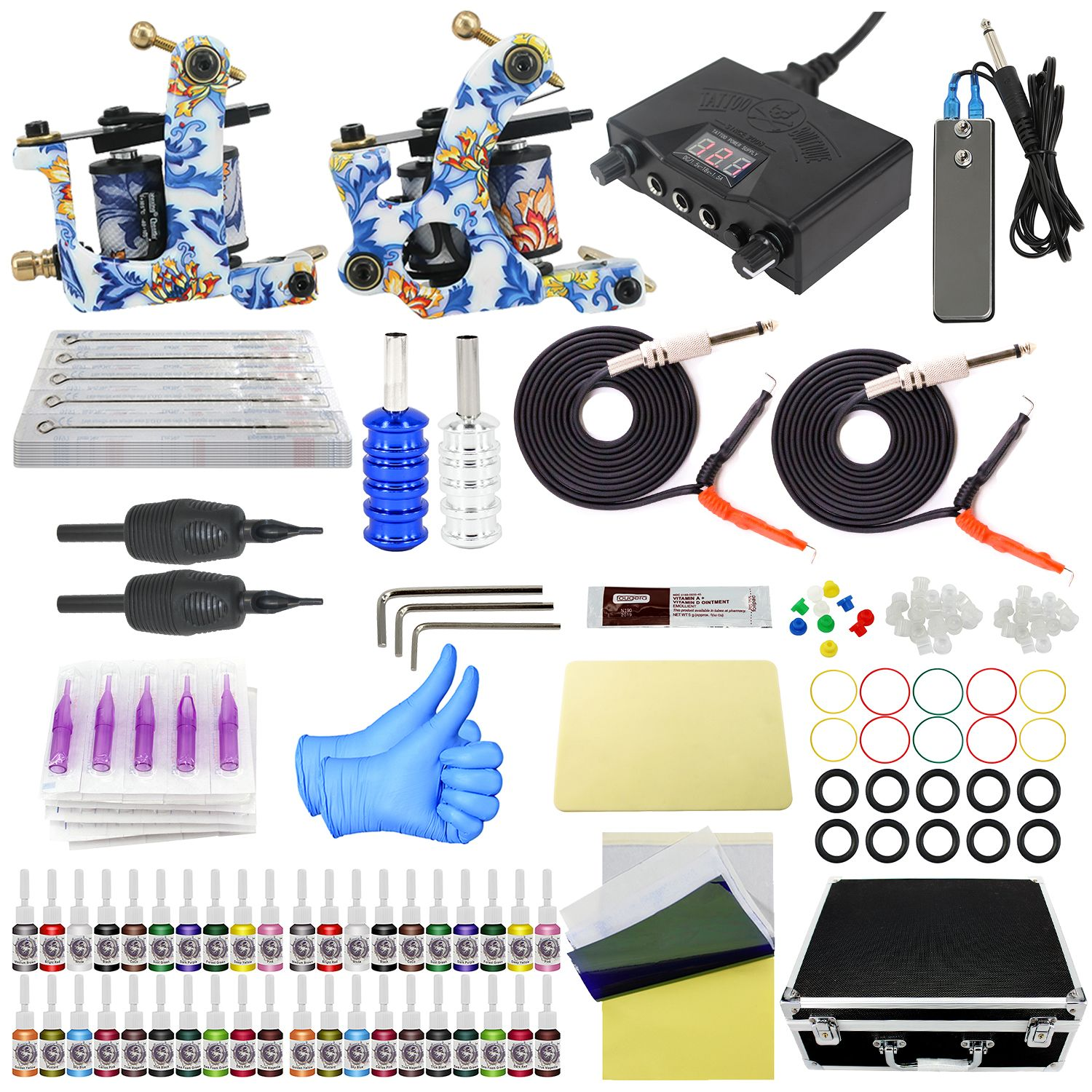 Complete tattoo kits wormhole tattoo best choice for