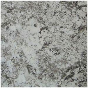 White Starlight White granite countertop Brazil | kitchen