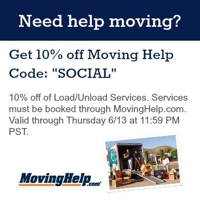 U haul moving labor