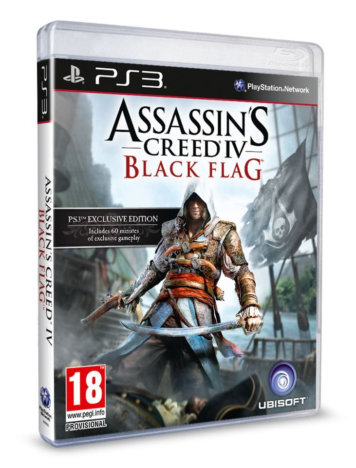Assassin's Creed IV Black Flag Update Patch v1 03 Cfw Eboot