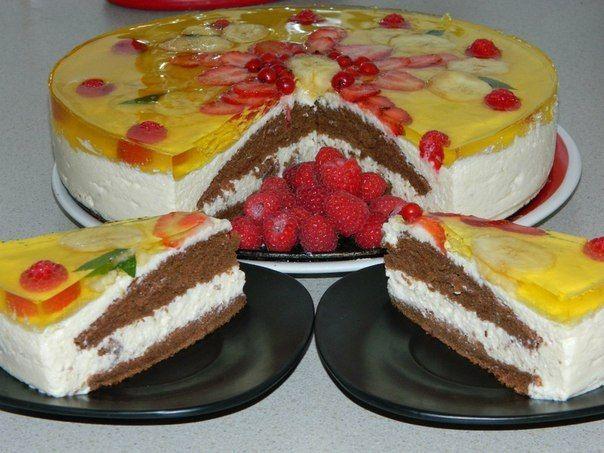 Krém koláč orgie