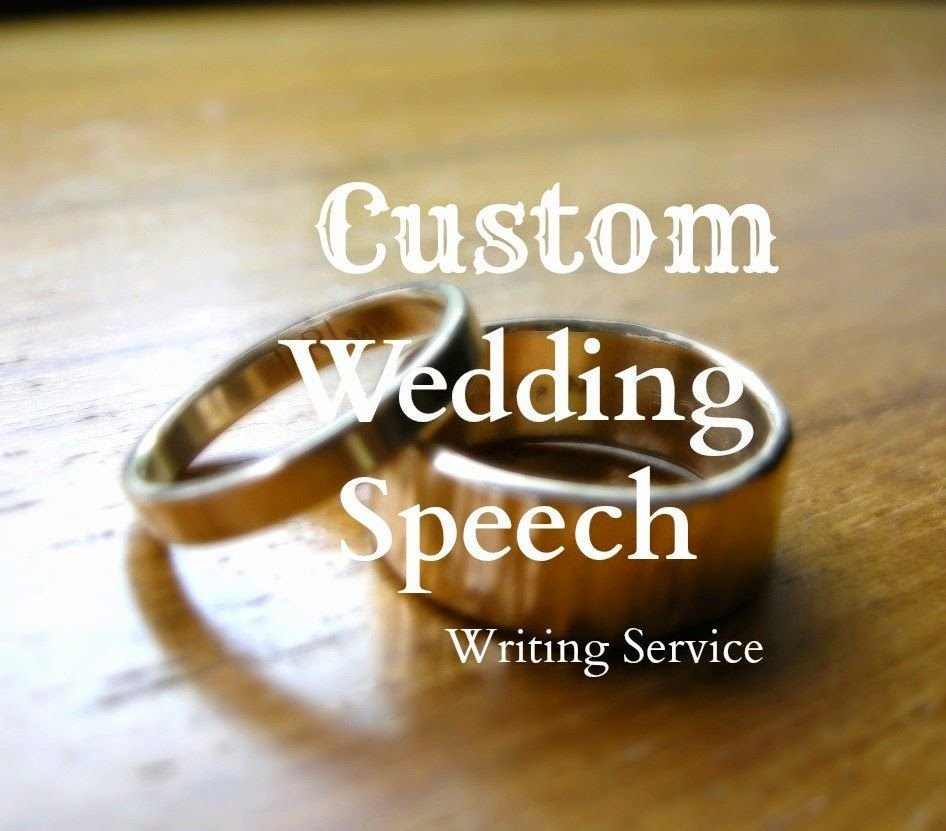 EmeraldCut The Introverted Writer - Writing Services Wedding - speech example