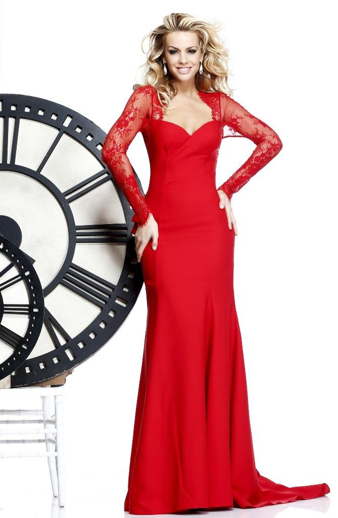 1000  images about Red Party Dress on Pinterest - Christmas ...