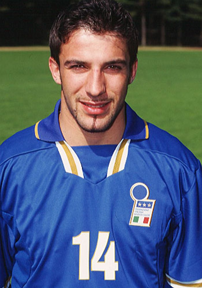 Del Piero all'Europeo del 1996 | Numerosette Magazine