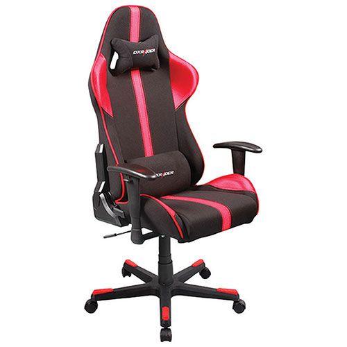 Fantastic Fauteuil De Bureau De Jeu En Polyurethane Formula De Dxracer Machost Co Dining Chair Design Ideas Machostcouk