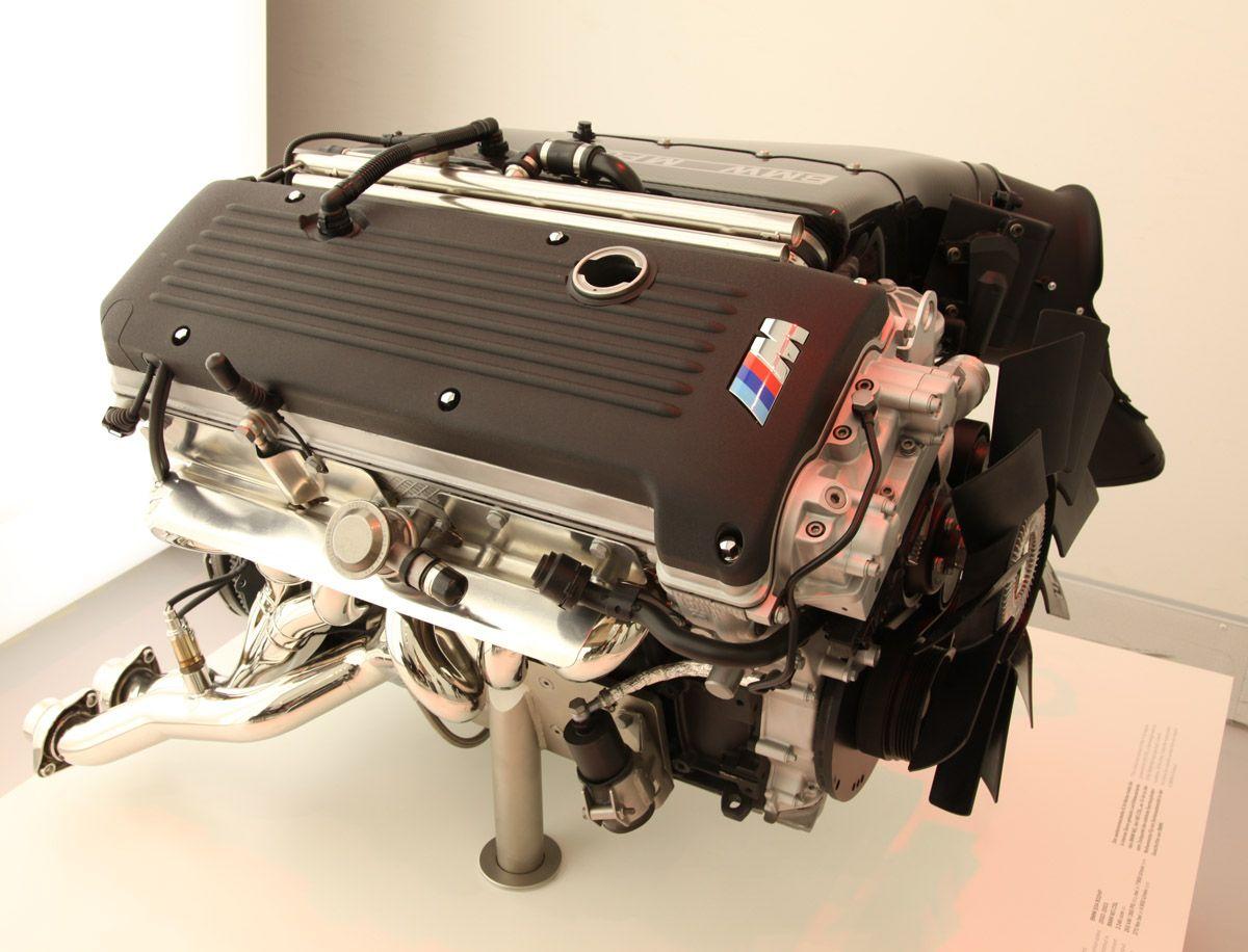 S54 m3 m power motor