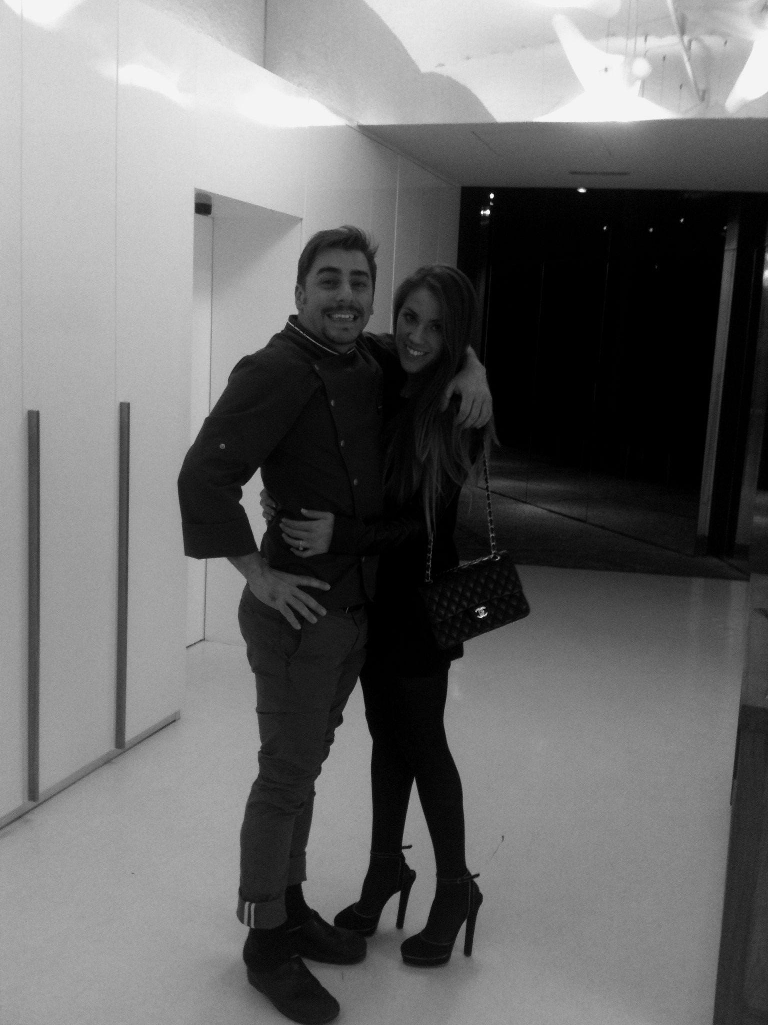 Jordi Roca Wife
