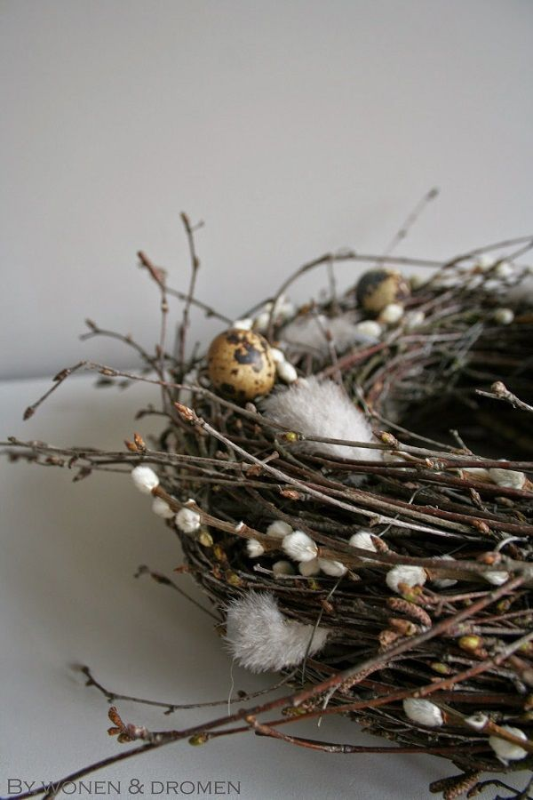 Photo of DIY Kranz binden Frühling mit Nanu-Nana | Christmas wreaths, Wreaths, Easter