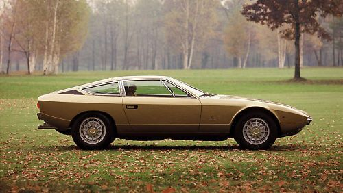 1972 Maserati Khamsin