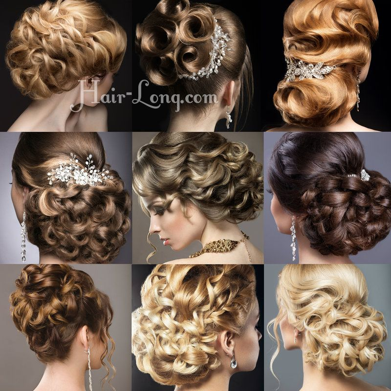 Image Result For Wedding Hairstyle Step By Girls