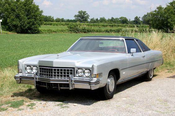 Cadillac Eldorado Coupé - 1973: