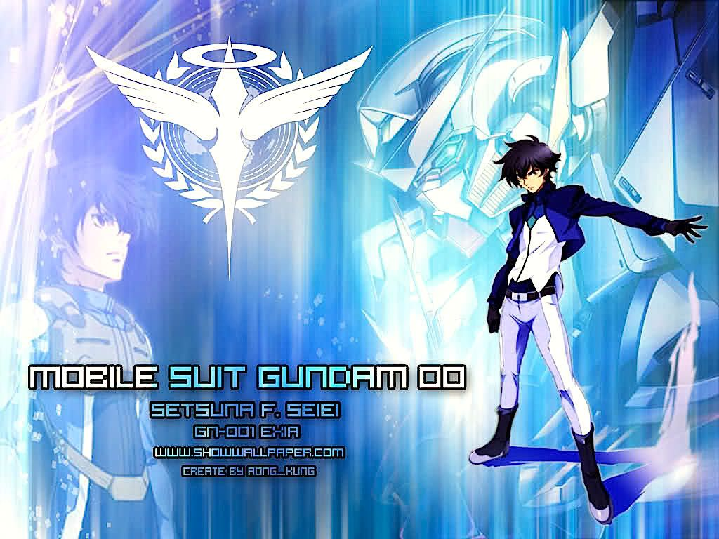 Gundam 00 Setsuna F Seiei Wallpaper Gundam 00 Gundam Mobile Suit Gundam 00