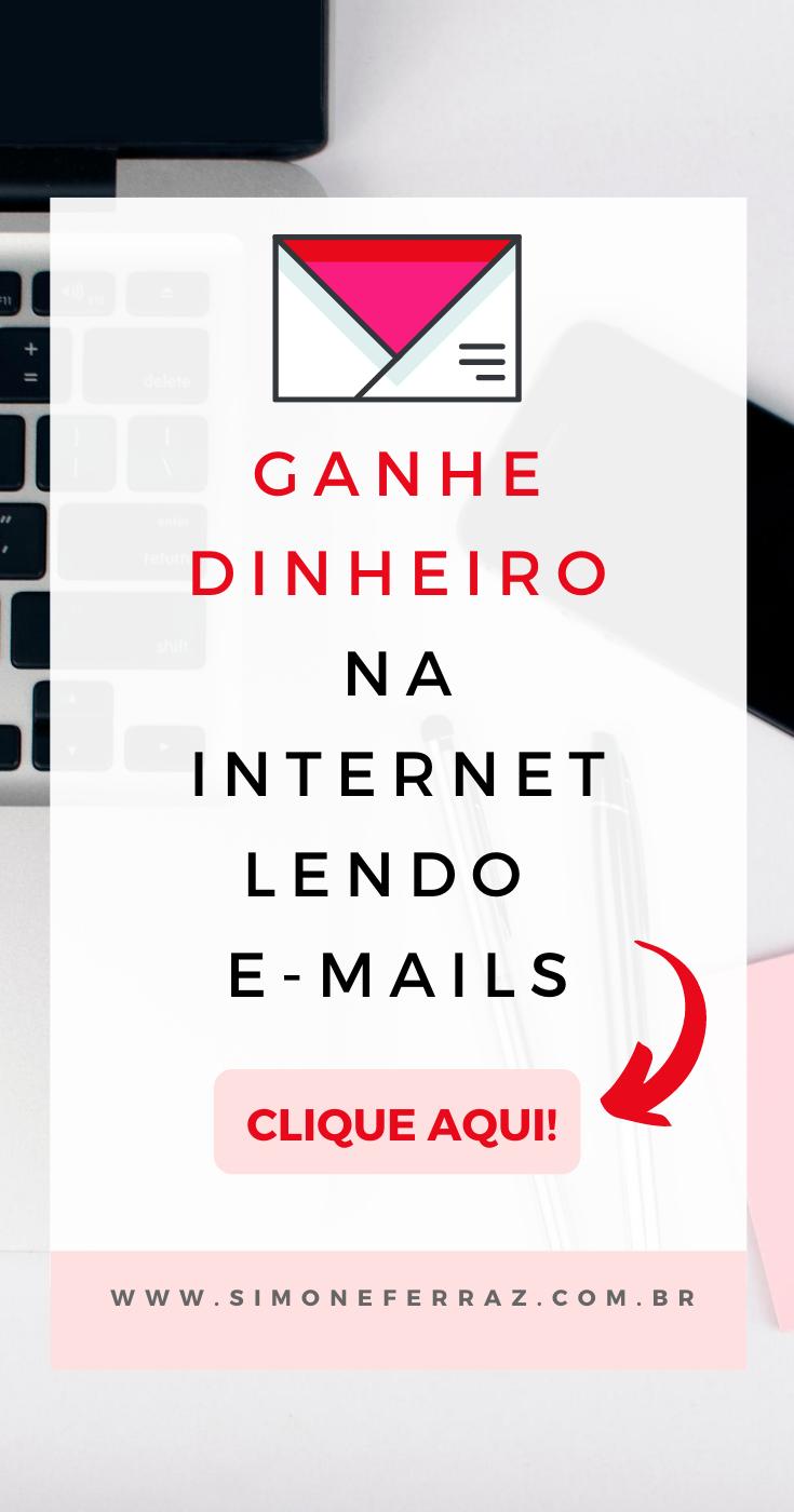 APRENDA COMO GANHAR DINHEIRO NA INTERNET LENDO E-M...