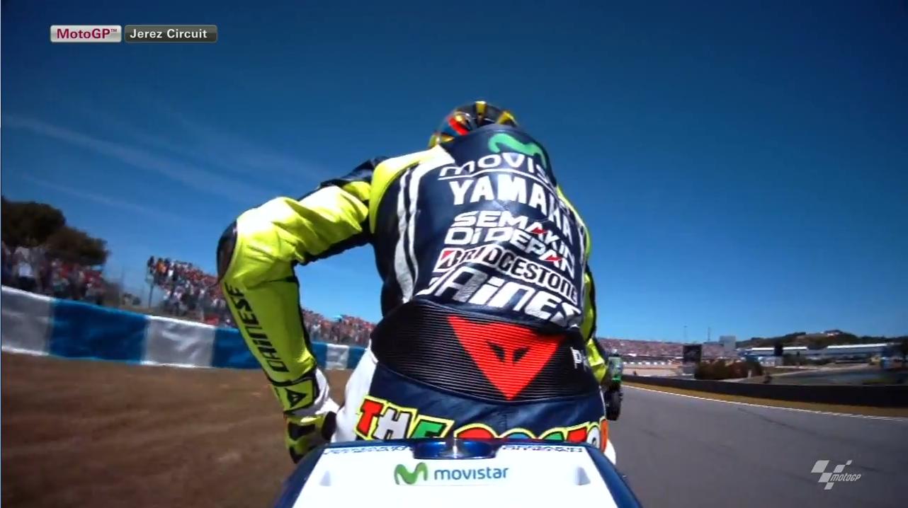 Valentino Rossi - Jerez Spain2014[3]