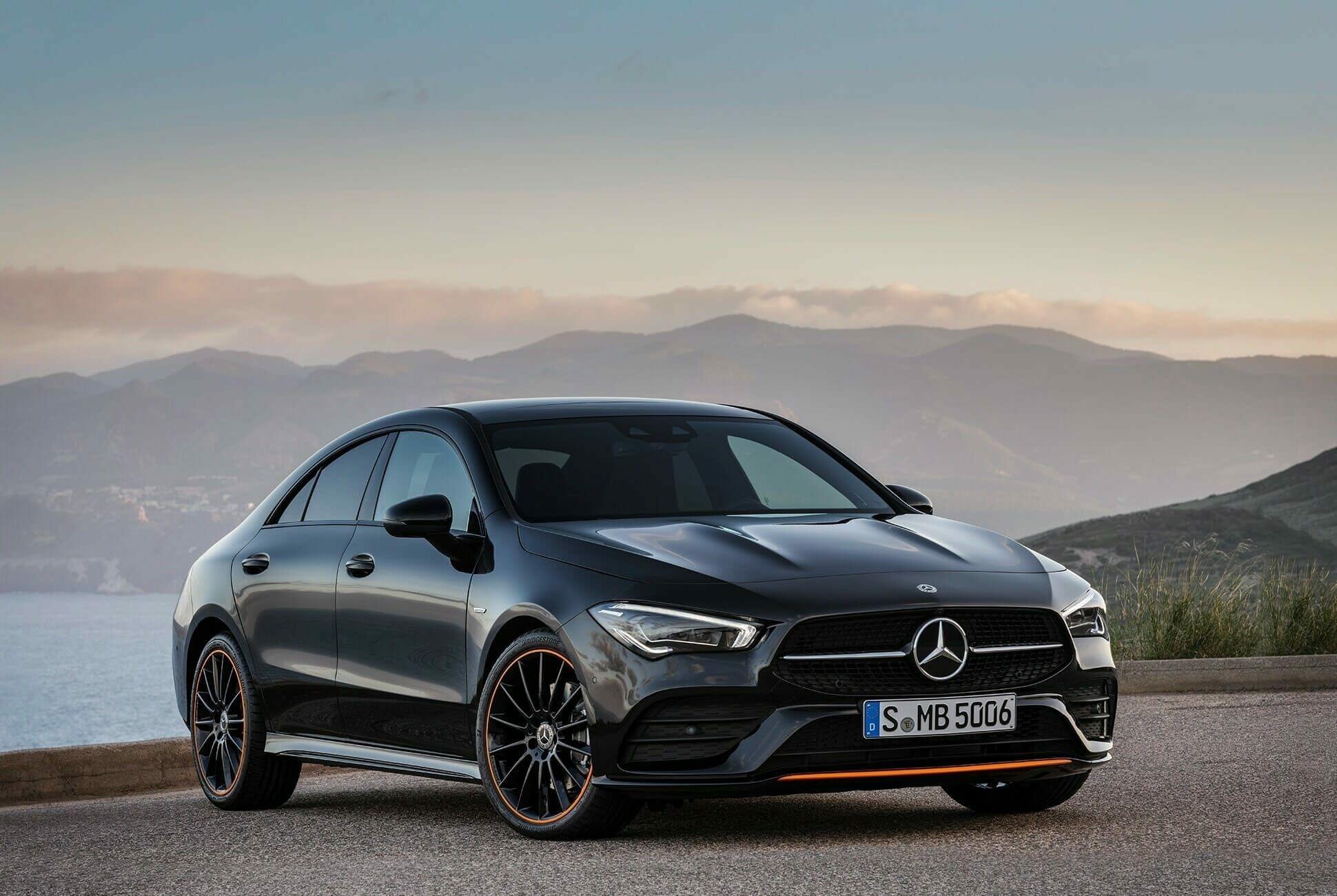 2020 Mercedes Benz Cla Spy Shots Mercedes Benz Mercedes