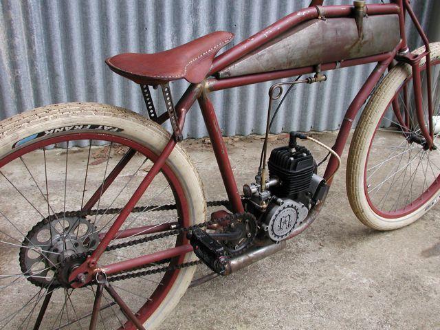 Hillbillys Latest Board Track Bike