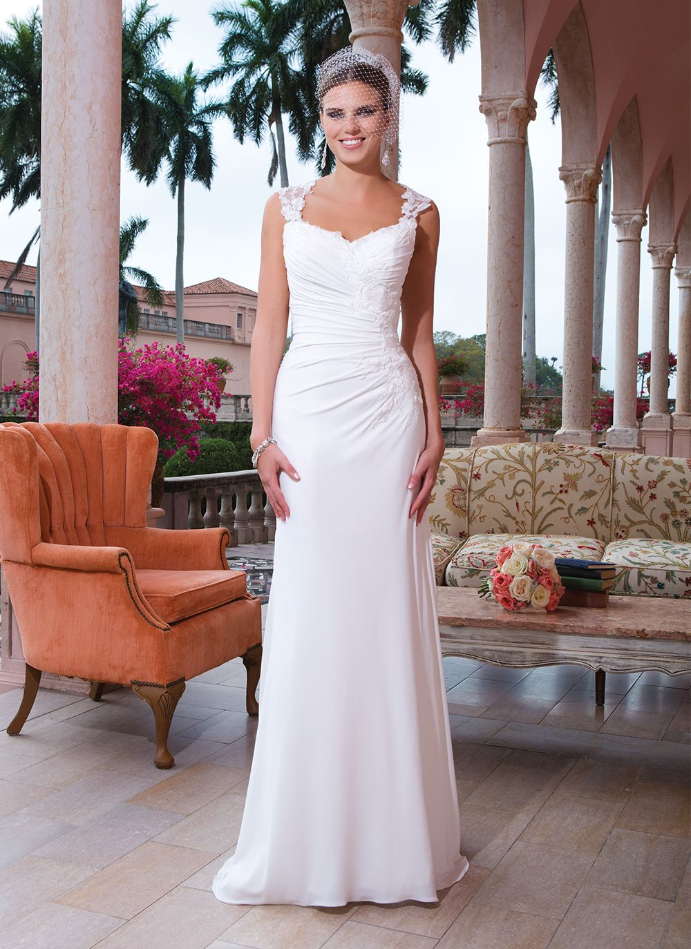 Sweetheart wedding gowns style available colours ivory