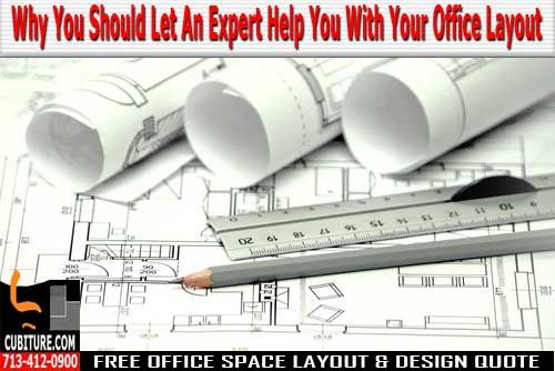 Houston Texas Free Office Design & Layout Quote Call Us For A FREE Quote 713-412-0900 We Offer Modular Office Cubicle Sales, Installation, Moving & Free Office Design Services.  Is arranging office spaces to maximize form and function part of the skill set of your business and its employees? Unless you're in the furniture business, the answer to this question is likely a resounding, no.