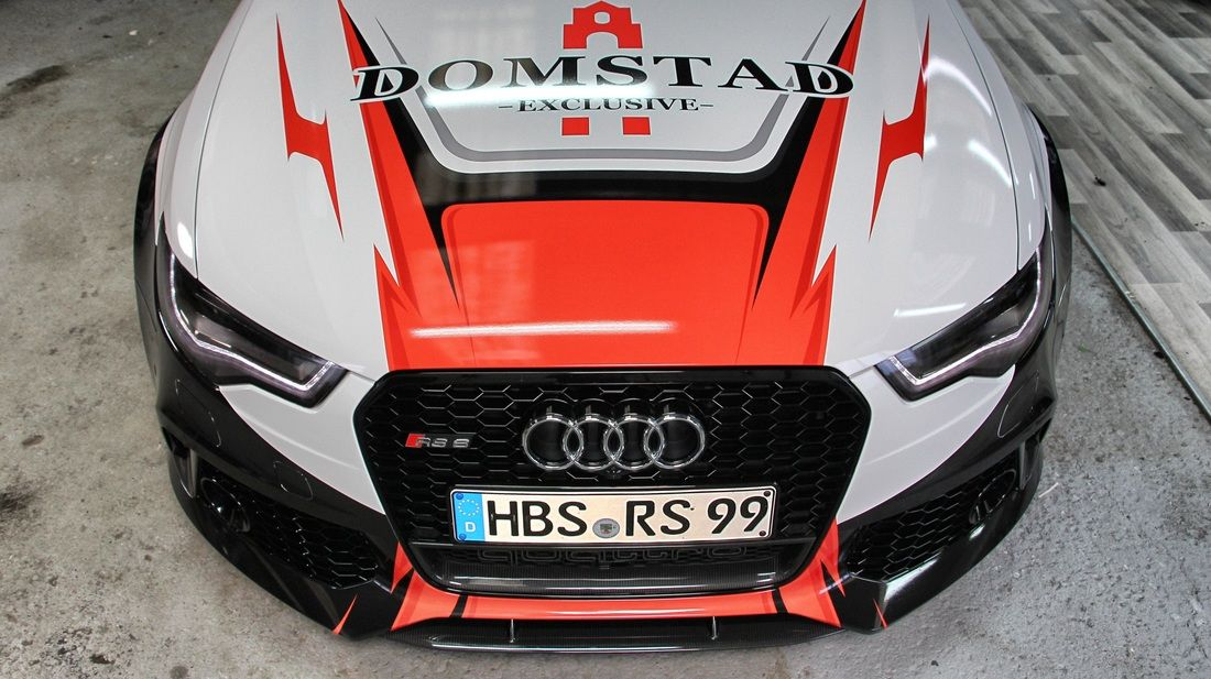 Audi RS Car Wrapped By Signature Wraps The Art Of Carwrapping - Audi car jobs