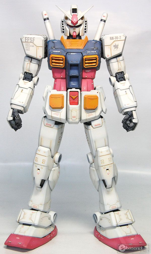 1/60 Perfect Grade - RX-78-2 GUNDAM OYW Version (BAKUC 2006)