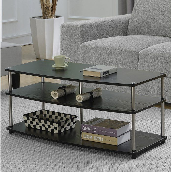 Coffee Table With Storage, Furniture