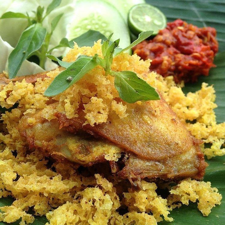 Resep Cara Membuat Ayam Goreng Kremes Resep Ayam Resep Makanan Asia Resep
