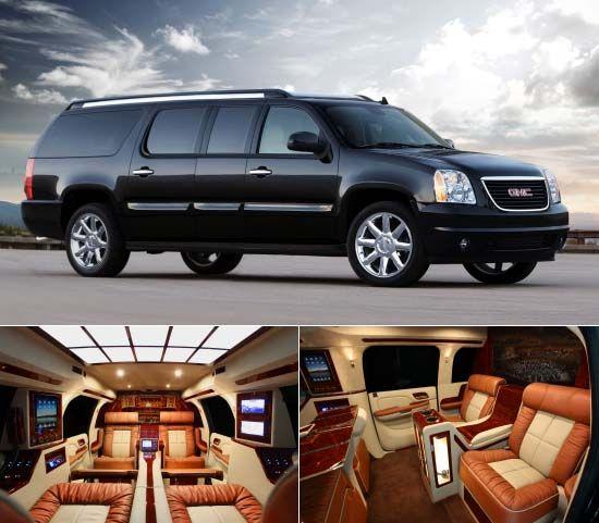 Lexani Motorcars Gmc Yukon Xl Conversion Coach Gmc Yukon Gmc