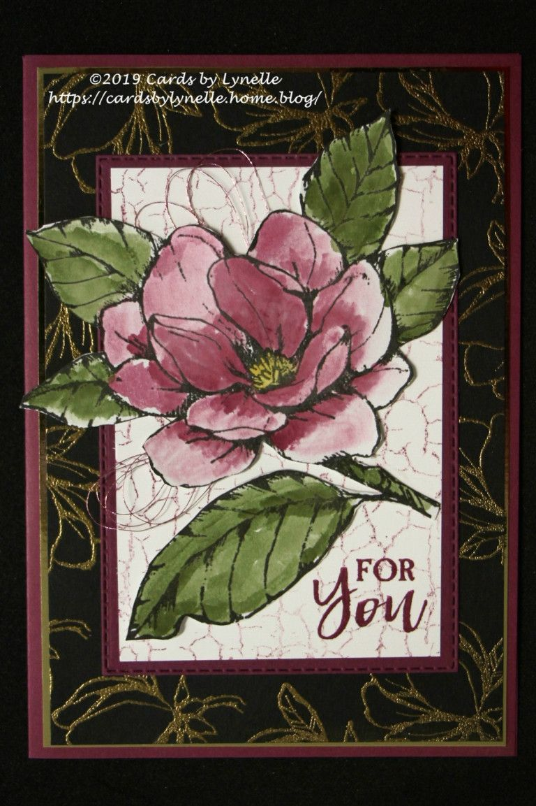 Good Morning Magnolia – Cards by Lynelle #stampinup!cards