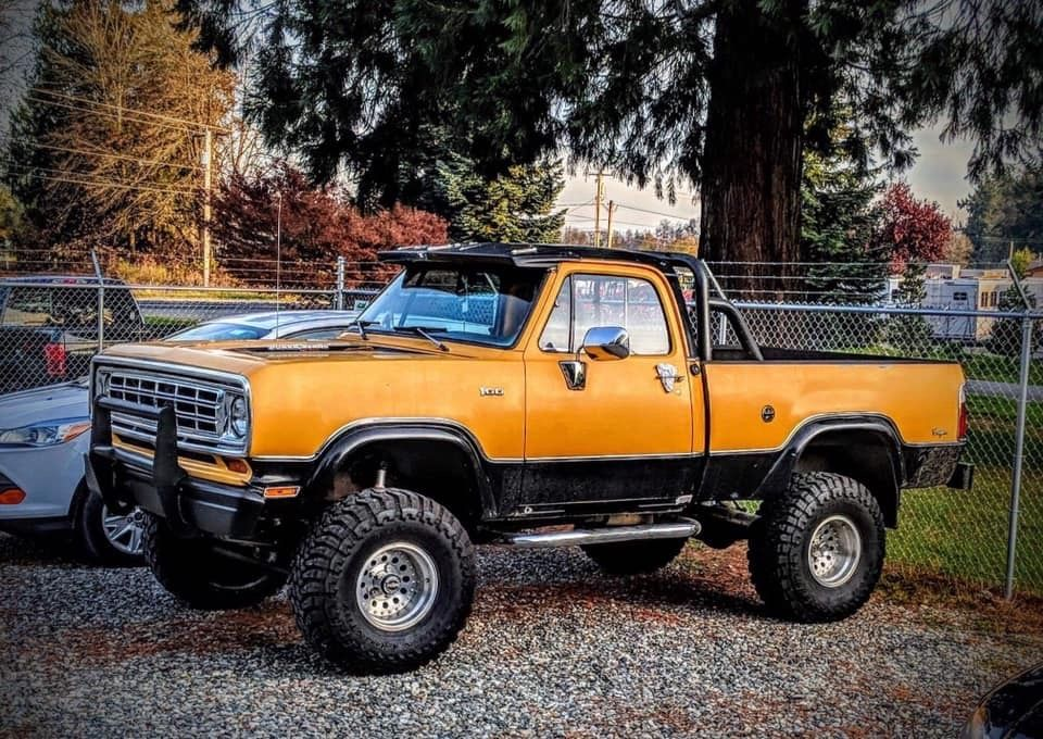Pin By Rusty Nails On Dodge Power Wagon In 2020