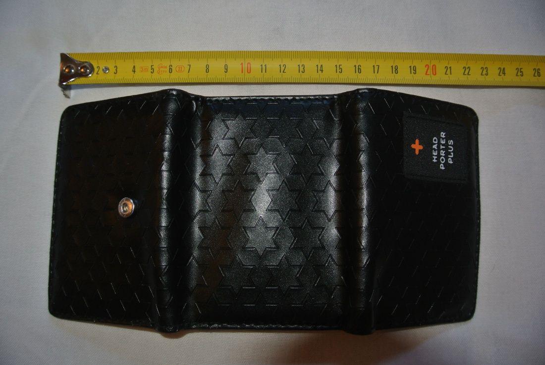 b43ffab3a979 Head Porter Head Porter Plus Black Wallet Size One Size  53 - Grailed
