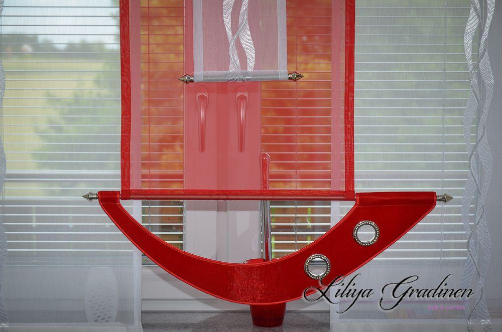Küche  Bad « Gardinen Liliya kitchen Pinterest