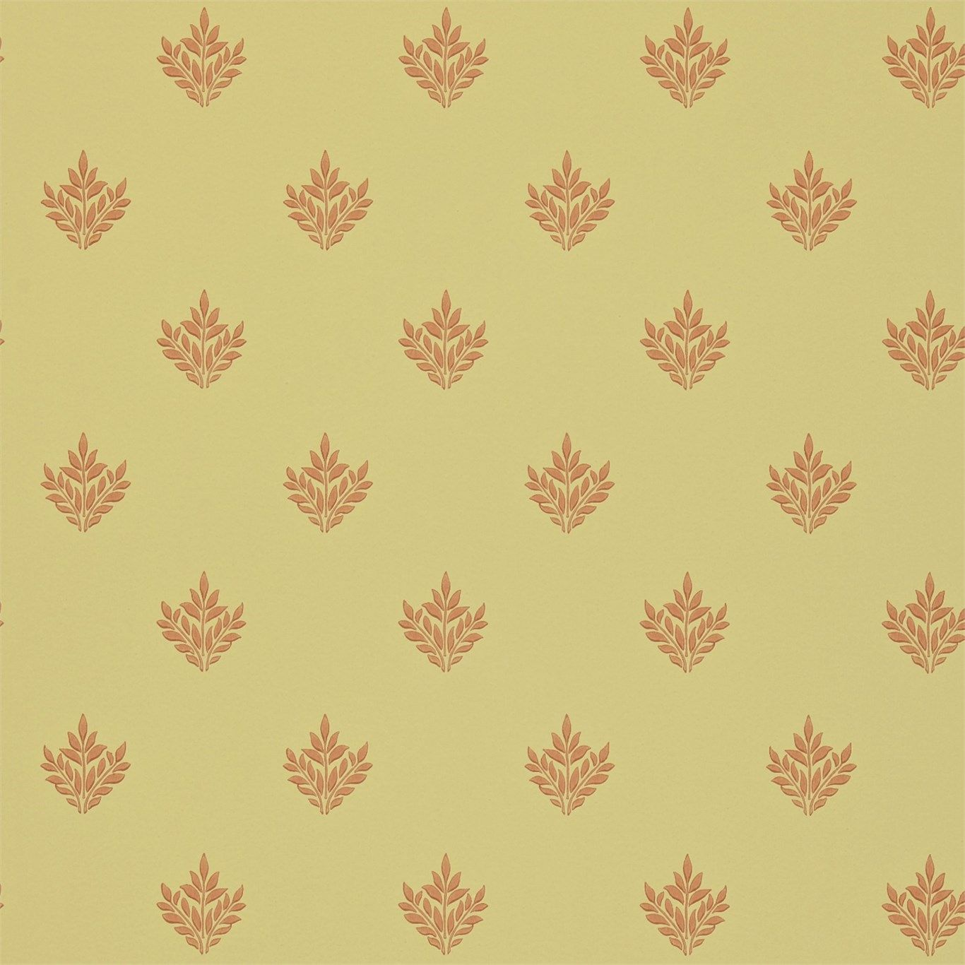 William Morris Simple Wallpaper - House Beautiful - House Beautiful