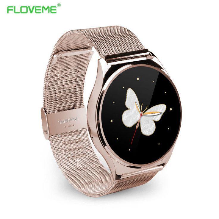 Sale Price FLOVEME Luxury Wearable Smart Watch Stainless