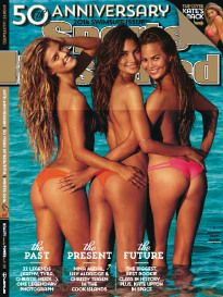 SI PRESENTS: 50TH ANNIVERSARY SWIMSUIT ISSUE